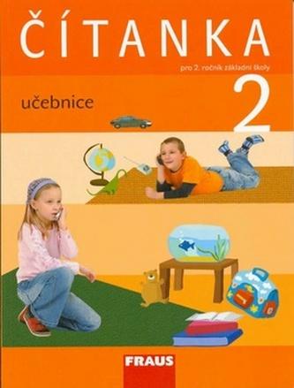 Čítanka 2 : učebnice pro 2. ročník základní školy - Náhled učebnice