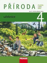 Člověk a jeho svět - Příroda 4 pro ZŠ - učebnice