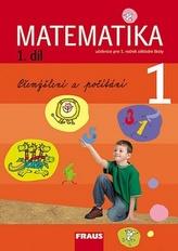 Matematika 1/1 pro ZŠ - učebnice