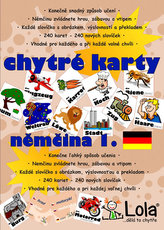 Chytré karty - Němčina slovíčka 1