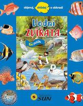 Vodní zvířata - Objevuj, skládej a obkresli