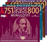 Toulky českou minulostí - komplet 601-800 - 8CD/mp3