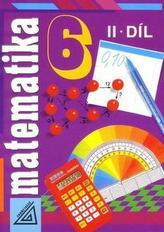 Matematika pro 6 r. ZŠ,2.díl