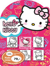 Razítka 5+1 Hello Kitty 2