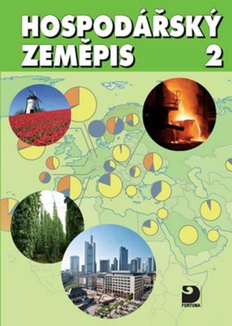 Hospodářský zeměpis 2 - Náhled učebnice