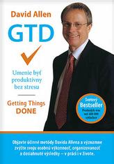 GTD Umenie byť produktívny bez stresu