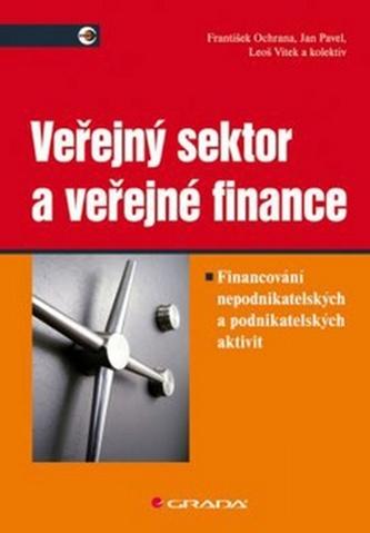 Veřejný sektor a veřejné finance - Náhled učebnice