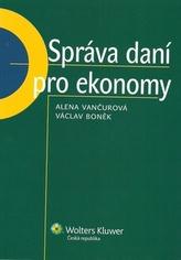 Správa daní pro ekonomy