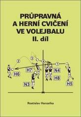 Průpravná a herní cvičení ve volejbalu II.