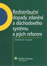 Redistribuční dopady zdanění a důchodového systému a jejich reforem