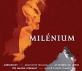 Milénium - kompletní trilogie - 6CD (Čte Martin Stránský)