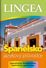 Španělsko jazykový průvodce - baskičtina, katalánština, baskičtina, galicijština