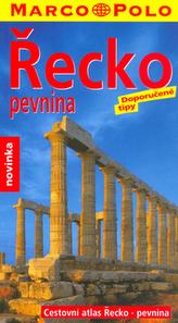 Řecko pevnina