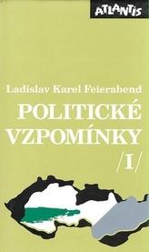 Politické vzpomínky 1.