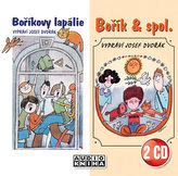 Boříkovi lapálie + Bořík & spol. - 2CD (Josef Dvořák)