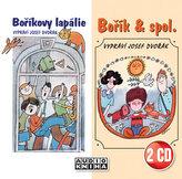 Boříkovy lapálie + Bořík & spol. - 2CD (Josef Dvořák)