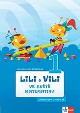 Lili a Vili 1 – učebnice matematiky