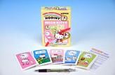 Vzdělávací karty - Hodiny - Hello Kitty