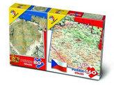 Puzzle Mix 80/160 - Mapa