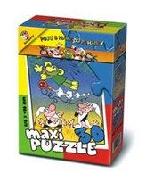 Puzzle Maxi 30 - Pojď s námi do pohádky