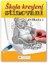 Škola kreslení – stínování – zvířata 2