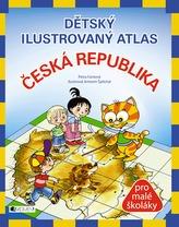 Dětský ilustrovaný atlas – Česká republika - 2. vydání