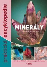 Minerály - nerosty uspořádané podle mineralogického systému - praktická encyklopedie