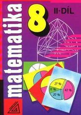 Matematika pro 8 r. ZŠ,2.díl