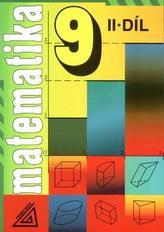 Matematika pro 9 ročník ZŠ,2.díl