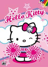 Omalovánka Hello Kitty