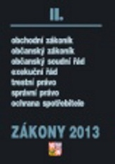Zákony 2013 II.