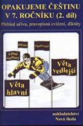 Opakujeme češtinu v 7.ročníku 2.díl