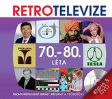 Retro televize - 70. - 80. léta - kniha + DVD