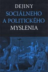 Dejiny sociálneho a politického myslenia