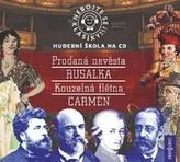 Nebojte se klasiky 9-12, opery - 4CD