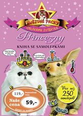 Hvězdné packy – Princezny