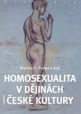 Homosexualita v v dějinách české kultury - brož.