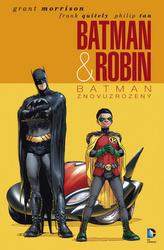 Batman & Robin 1 - Batman znovuzrozený
