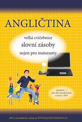 Angličtina - velká cvičebnice slovní zásoby nejen pro maturanty