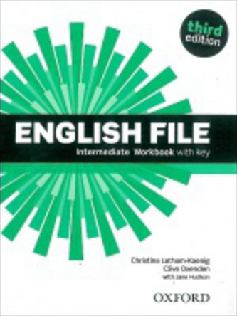 English File Intermediate (3rd Edition) Workbook - Náhled učebnice