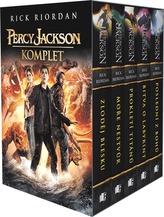 PERCY JACKSON - komplet 1.-5.díl - box
