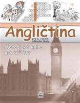 Angličtina pro 6. ročník základní školy - Metodická kniha pro učitele