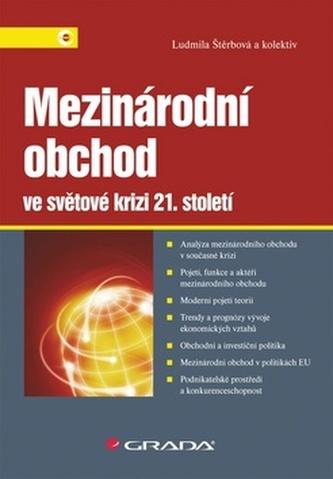 Mezinárodní obchod ve světové krizi 21. Stoleti - Náhled učebnice