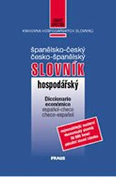 Španělsko-český česko-španělský hospodářský slovník