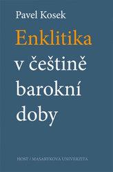 Enklitika v češtině barokní doby