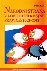 Národní strana v kontextu krajní pravice: 2003 - 2012