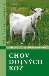 Chov dojných koz