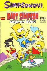 Simpsonovi - Bart Simpson - Skokan roku