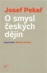 O smysl českých dějin