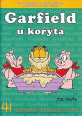 Garfield u koryta (č. 41)